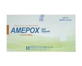 Amepox Soft Capsule 500Mg 20X5 Dongkoo