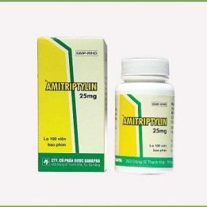 Amitriptylin 25Mg
