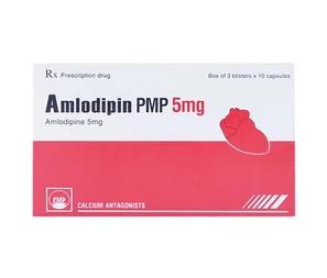 Amlodipin 5 Pmp