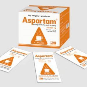 Aspartam 100 Gói F.tpharma