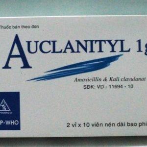 Auclanityl 1g Viên Tiền Giang (Hộp)