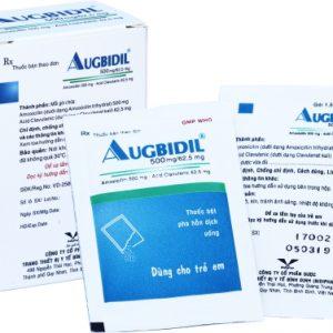 Augbidil 500mg BĐ (Hộp 24g)