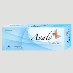 Avalo Tránh thai Viên Ba Đình (Hộp)