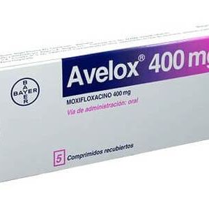 Avelox 400mg Viên Đức (Hộp)