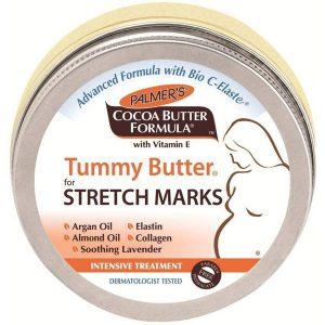 Bơ Đậm Đặc Ngăn Ngừa Rạn Da Vùng Vụng Palmer's Cocoa Butter Formula Tummy Buter 125G (Hộp)