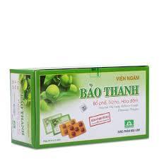 Bảo Thanh viên ngậm Hoa Linh (Hộp 100v)
