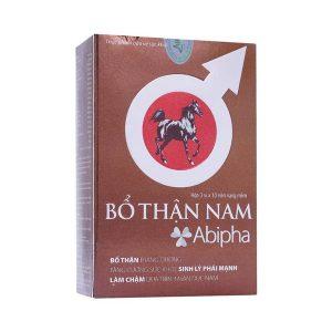 Bổ Thận Nam Abipha 3X10 (Hộp 3 Vỉ x 10 Viên)