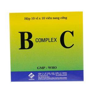 B Complex C