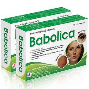 Babolica 3X10 (Hộp 3 Vỉ x 10 Viên)