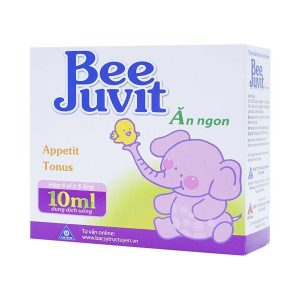 Bee Juvit Ăn Ngon 10Ml 4X5 (Hộp 4 Gói x 5 Ống)