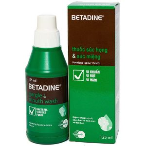 Betadine Garge And Mouthwash (Chai)