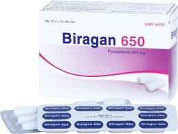 Biragan 650 Bidiphar (Hộp)