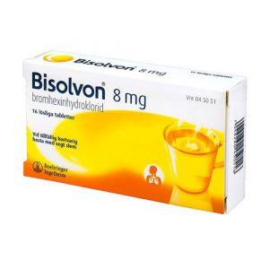 Bisolvon bromhexin (Hộp)