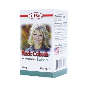 Black Cohosh+ Extract Ubb 60V (Hộp)
