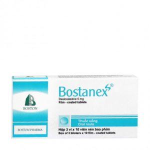 Bostanex 5Mg Boston Pharma (3 Vỉ X 10 Viên)