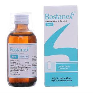 Bostanex 60Ml Boston Pharma