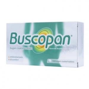 Buscopan 10Mg (Hộp 5 Vỉ x 10 Viên)
