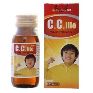 C.c Life 100Mg/5Ml (Chai)