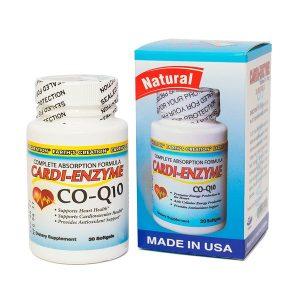 Cardi Enzyme 30V (Hộp)