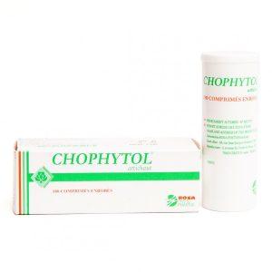 Chophytol - Tăng Cường Chức Năng Gan (Hộp)