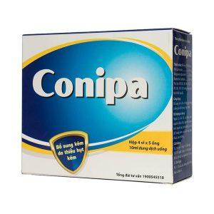 Conipa 4X5 Ống Cpc1 Hn (Hộp 4 Vỉ x 5 Ống)
