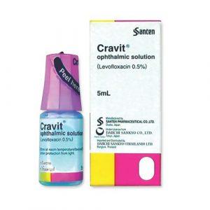 Cravit 0,5% 5Ml