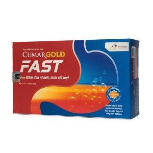 Cumargold Fast 3X10 Cvipharma (Hộp 3 Vỉ x 10 Viên)