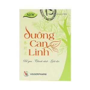 Dưỡng Can Linh - Viên Uống Giải Độc Gan (Hộp)