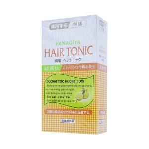 Dưỡng Tóc Hương Bưởi Yanagiya Hair Tonic 240Ml (Chai)