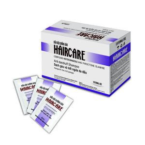 Dầu Gội Chống Gàu Haircare Dạng Gói (Hộp 50 Gói X 6Ml)