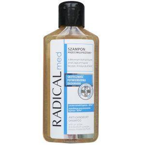 Dầu Gội Làm Sạch Và Ngăn Ngừa Gàu Radical Med Anti Dandruff Shampoo 100Ml (Chai)
