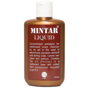 Dầu Gội Sạch Gàu Mintar Liquid 150Ml (Chai)