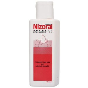 Dầu Gội Trị Gàu Và Nấm Da Đầu Nizoral Shampoo 50Ml (Chai)