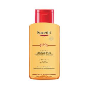 Dầu Tắm Dưỡng Ẩm Eucerin Ph5 Shower Oil 200Ml (Chai)