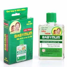 Dầu tràm Babymum (Lọ)