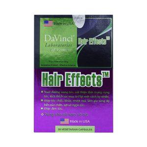 Davinci Hair Effects - Viên Uống Trị Rụng Tóc (Hộp)