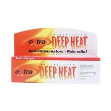 Deep Heat Extra Rohto Tube 30g