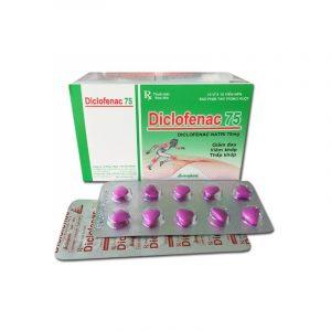 Diclofenac 75mg Vacopha (hộp)