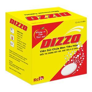 Dizzo Ấn (Hộp 48 viên)