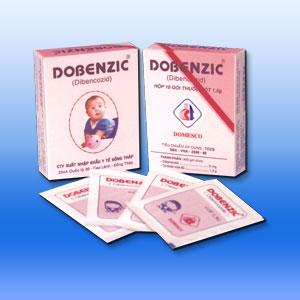 Dobenzic bột Domesco (gói)