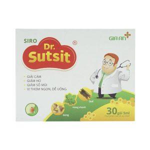 Dr. Sutsit Gia An 30 Gói X 5Ml (Hộp)
