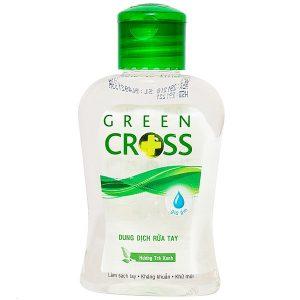 Dung Dịch Rt Green Cross 100Ml Hương Trà Xanh