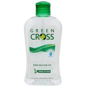 Dung Dịch Rt Green Cross 250Ml Hương Trà Xanh