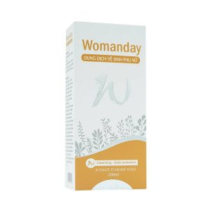 Dung Dịch Vs Phụ Nữ Womanday 200Ml (Chai)