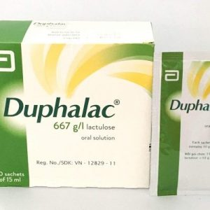 Duphalac Đức (Hộp 20 gói)