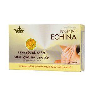 Echina - Hỗ Trợ Viêm Họng, Ho, Cảm Cúm (Hộp)