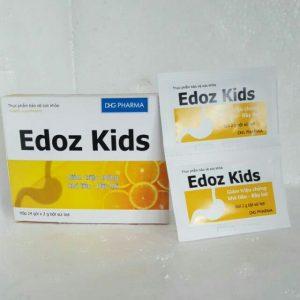 Edoz Kids Hậu Giang hộp 24 gói