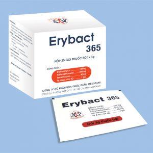 Erybact 365mg Bột MKP (gói)