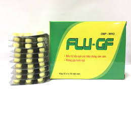FLU - GF (4 Viên/Vỉ)