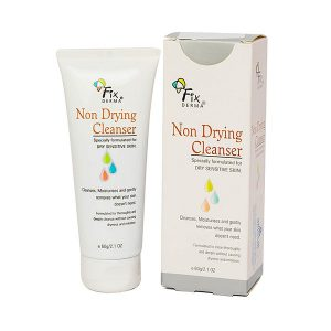 Fixderma Non Drying Cleanser 60G-2.1Oz Unison (Hộp)